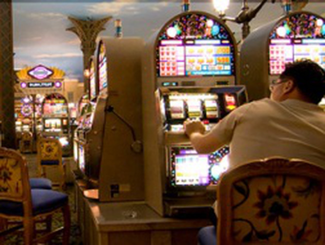 Người Việt định cư được đánh bạc với máy