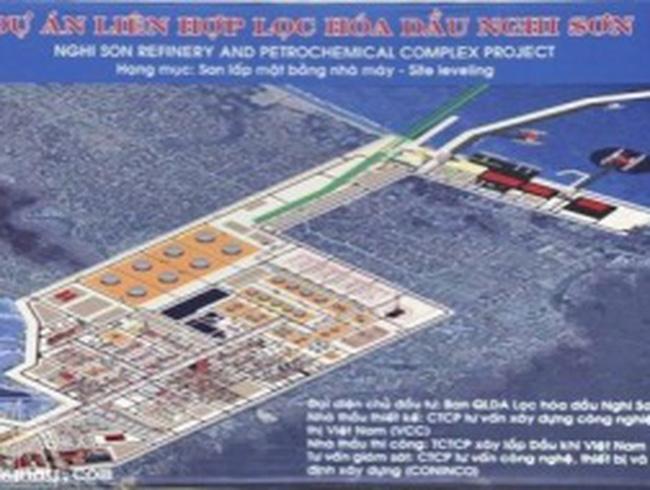 Dự án Lọc dầu Nghi Sơn bao giờ có thể triển khai?