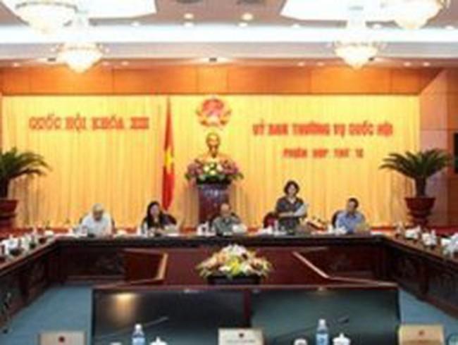 Hoãn trình luật Đầu tư công tại kỳ họp Quốc hội