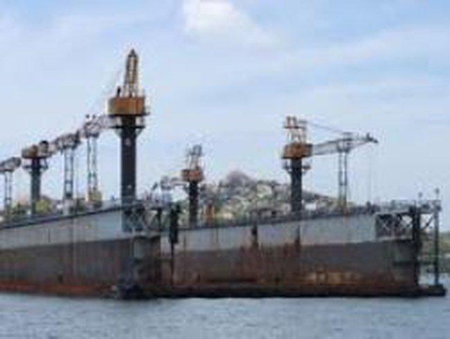 Đối tác Mỹ mua ụ nổi Venture Dock 2