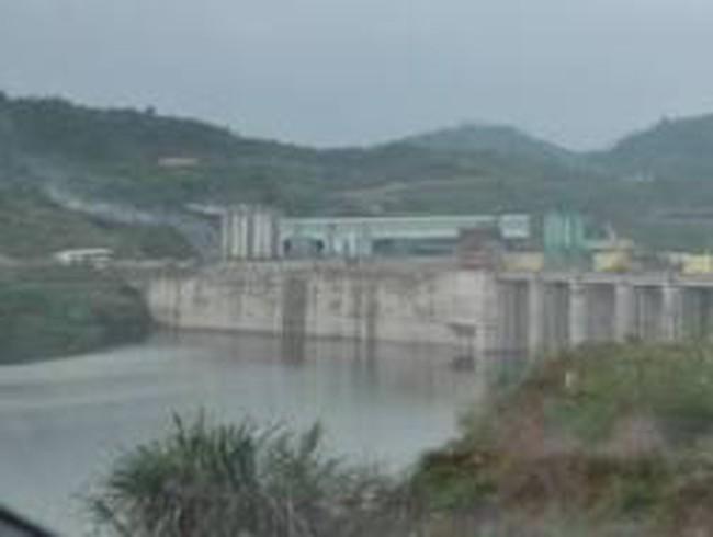 Chất lượng xây dựng các khe nhiệt đập Sông Tranh 2 chưa bảo đảm