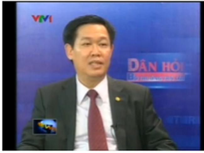 Bộ trưởng Bộ Tài chính Vương Đình Huệ trả lời về điều hành giá và các giải pháp hỗ trợ doanh nghiệp