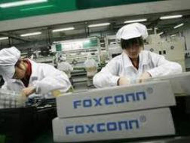Dự án của Foxconn chưa có lối ra