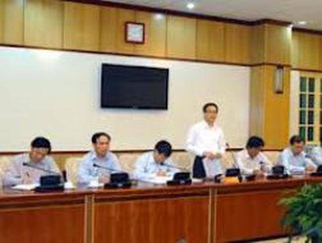 Kỳ họp thứ 15 của Ủy ban Kiểm tra Trung ương