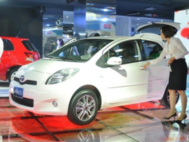 Giá tính thuế ôtô nhập khẩu tăng mạnh