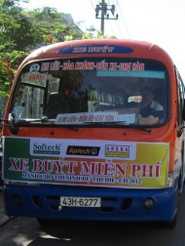 Đà Nẵng: Đầu tư 37 triệu USD mở 6 tuyến xe buýt nhanh