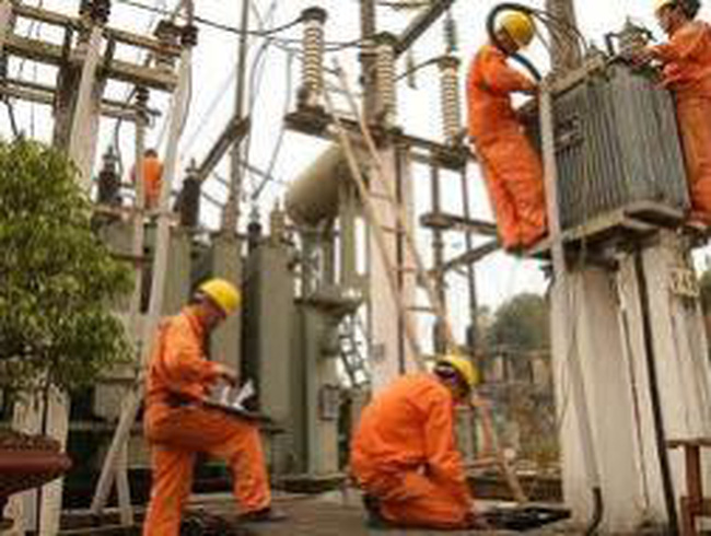 Năm 2013: Dự kiến nhu cầu điện tăng khoảng 13%
