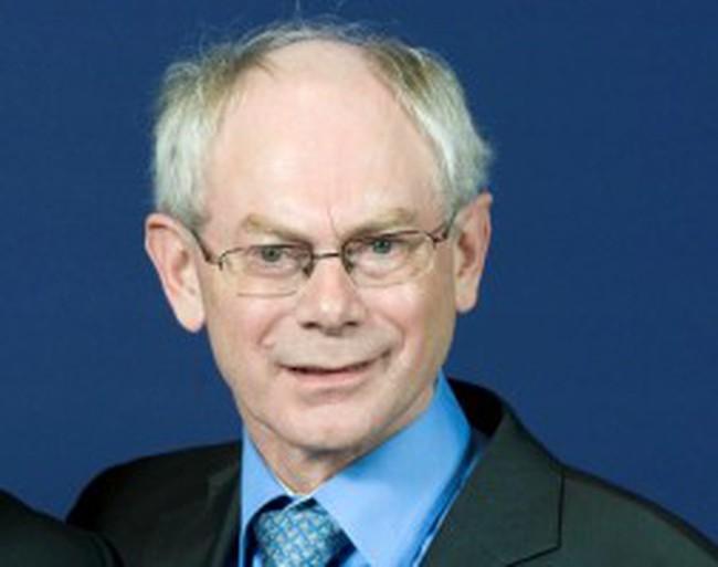 Chủ tịch Hội đồng châu Âu lần đầu tiên thăm Việt Nam