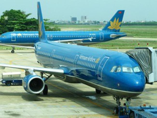 Vietnam Airlines vay thêm 110 triệu USD mua máy bay