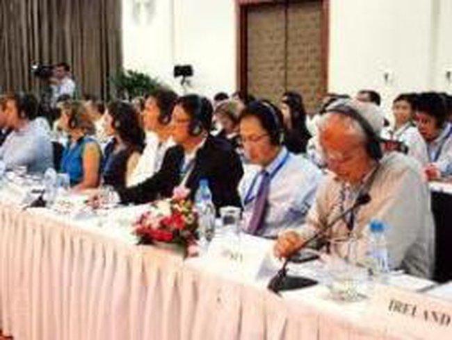 Tái cấu trúc nền kinh tế sẽ có mặt tại CG 2012 cuối kỳ