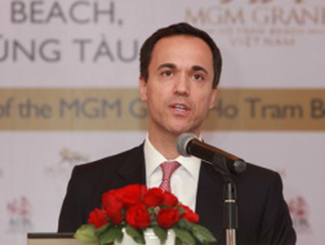 'Cơ hội đầu tư casino ở Việt Nam rất lớn'