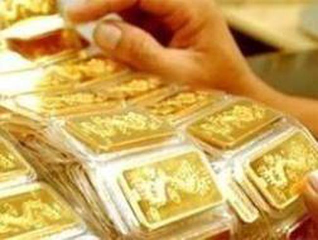 Ai đã bán 60 tấn vàng?