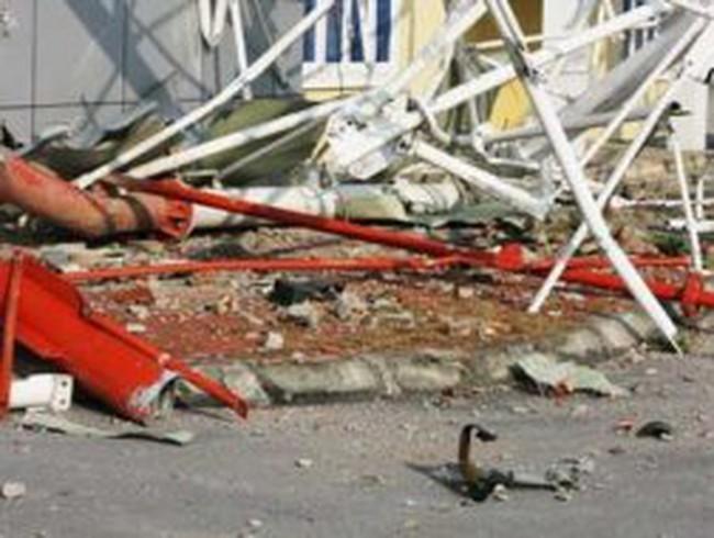 Chính phủ yêu cầu làm rõ vụ tháp truyền hình đổ