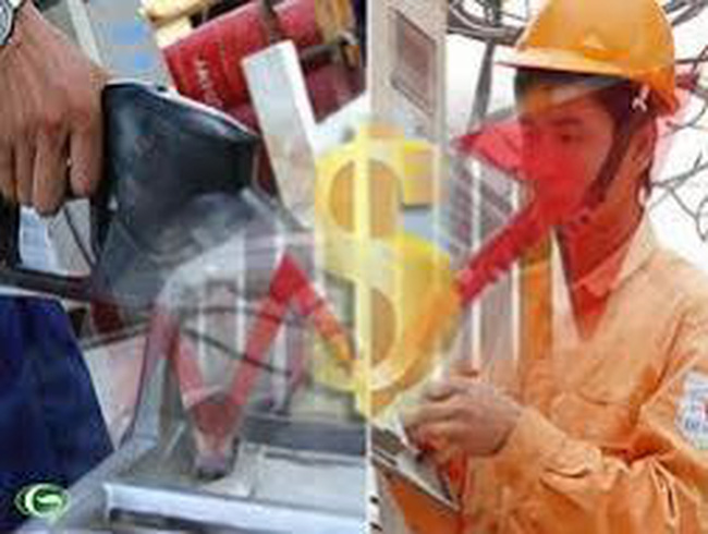 Bộ trưởng Bộ Tài chính báo cáo về giá điện, than, xăng dầu