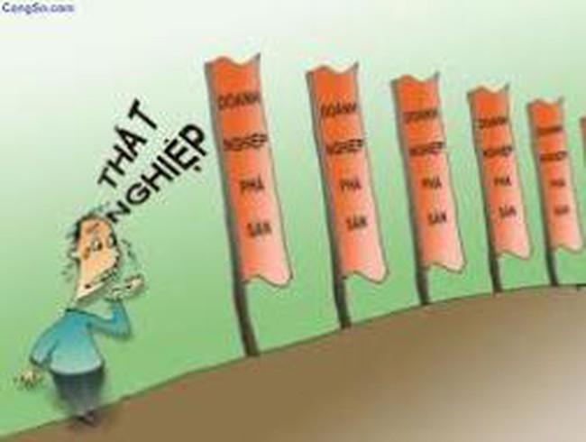 Làn sóng thất nghiệp sẽ tiếp tục tăng