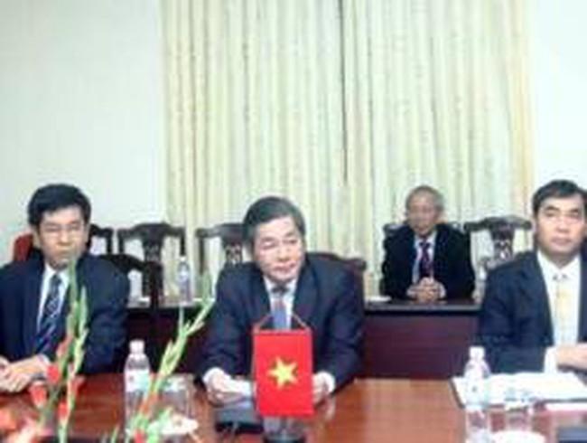"""Hoa Kỳ """"ngỏ ý"""" muốn đầu tư phát triển hạ tầng tại Việt Nam"""