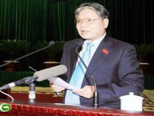 Bổ nhiệm thêm chức vụ cho Bộ trưởng Tư pháp Hà Hùng Cường