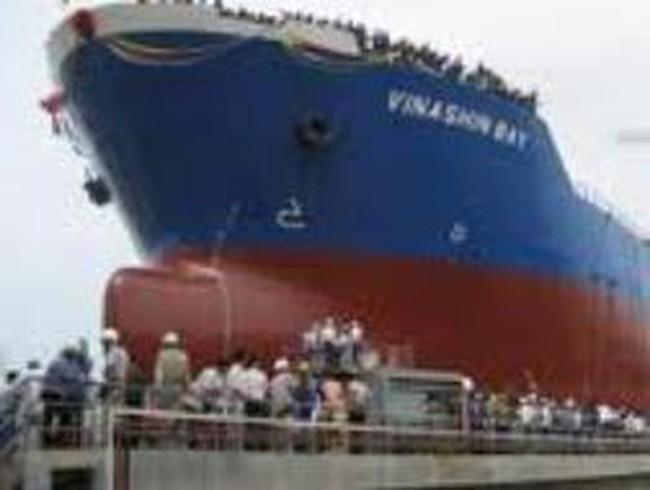 Hơn tám nghìn lao động Vinashin bị nợ BHXH