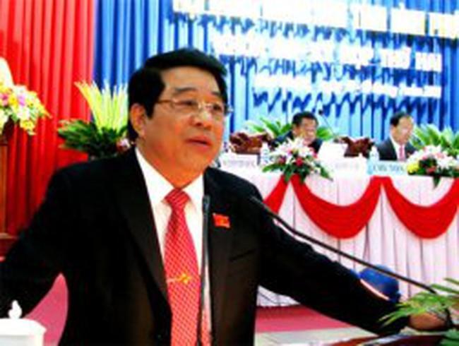 Hai chủ tịch tỉnh bị đề nghị kỷ luật
