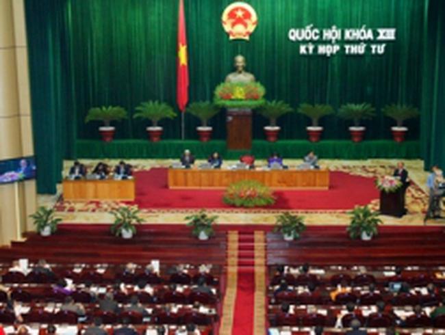 Bế mạc kỳ họp thứ 4 Quốc hội khóa XIII