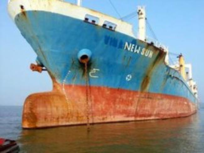 """Số phận những con tàu """"chết"""" có thể sớm được định đoạt"""