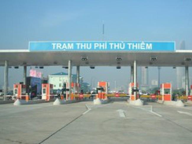 Hoãn thu phí tại hầm vượt sông Sài Gòn để kiềm chế lạm phát