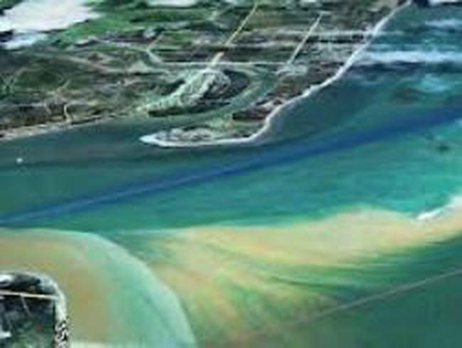 Dự án cảng biển tỷ đô có gây ô nhiễm?