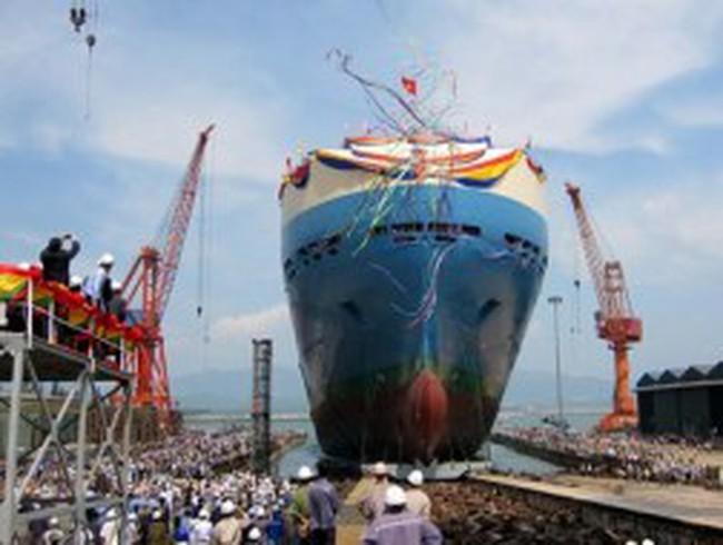 Vẫn còn một nhà máy đóng tàu của Vinashin quyết sống!