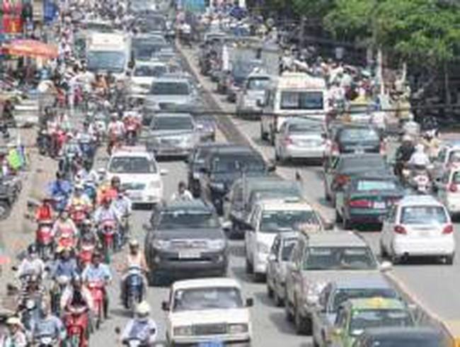 Chính phủ yêu cầu tạm thời không phạt xe không chính chủ