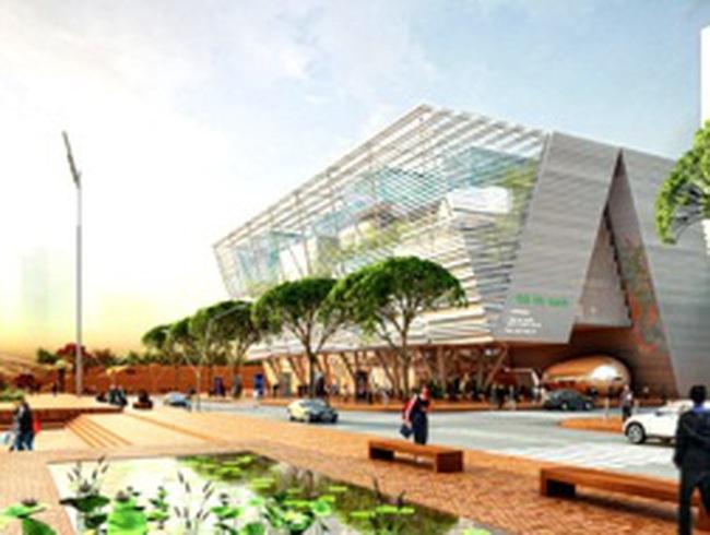 35 triệu USD xây Trung tâm triển lãm quy hoạch TP HCM