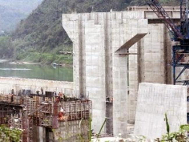 Tổ máy cuối thủy điện xanh Chiêm Hóa hòa lưới điện