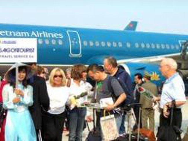 Lượng khách quốc tế đến Việt Nam đạt kỷ lục