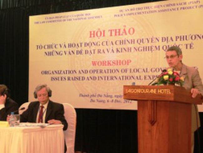 Việt Nam cần 'cởi trói' cho các đô thị lớn