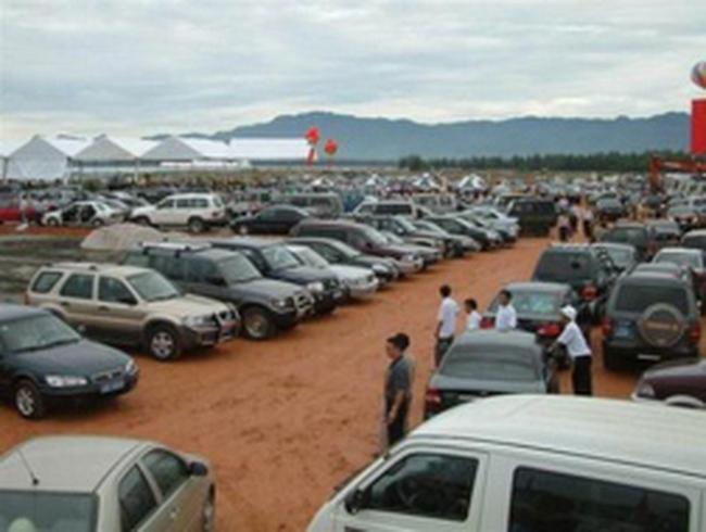 Đà Nẵng giải tán xe công tại các sở