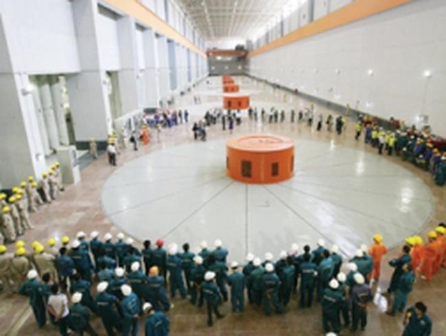 Bắt đầu nghiệm thu Thủy điện Sơn La