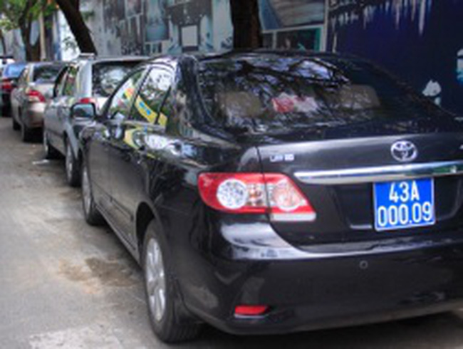 Đà Nẵng sắp hết thời các sở có xe riêng