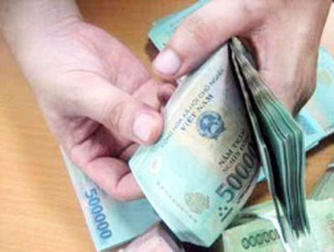 Khống chế mức lương tối đa với viên chức quản lý từ 1/1/2013