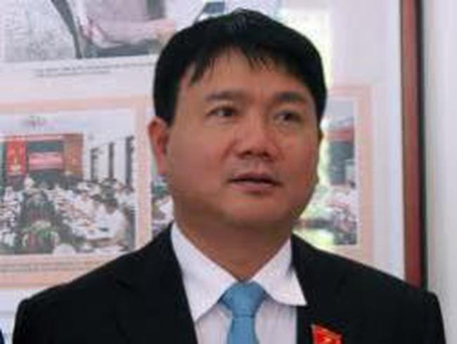 Ông Đinh La Thăng làm chủ tài khoản Quỹ bảo trì đường bộ