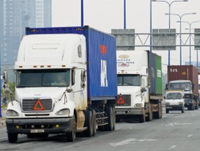 Nguy cơ phá sản hàng loạt doanh nghiệp vận tải