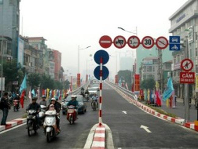 Thông xe cầu vượt nhẹ thứ 4 tại Hà Nội