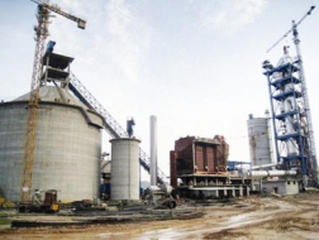 Bộ Tài chính 'oằn lưng' trả nợ thay doanh nghiệp xi măng