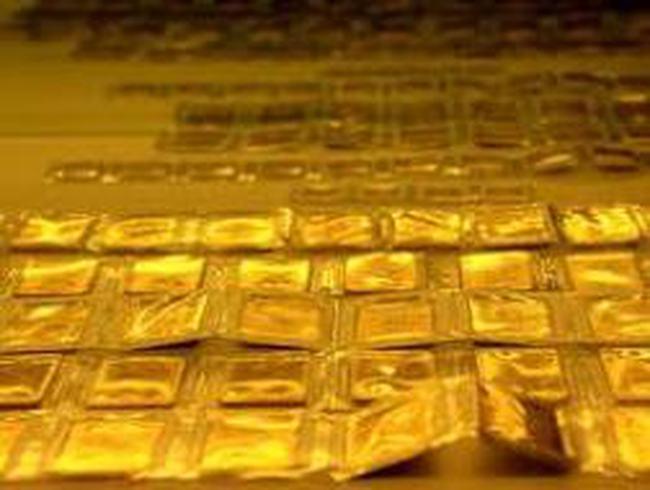 Giá vàng tăng trở lại lên sát 46,5 triệu đồng/lượng