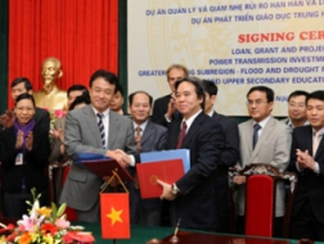 ADB hỗ trợ 251 triệu USD cho Việt Nam