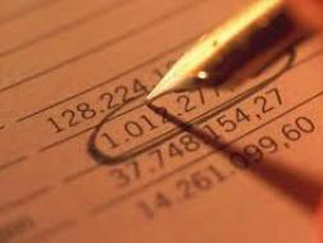 Năm 2012, kiến nghị xử lý tài chính 1.032 tỷ đồng