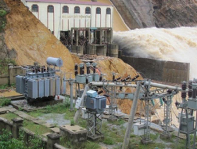 Nhà máy thủy điện Hố Hô khắc phục xong những hư hỏng do lũ
