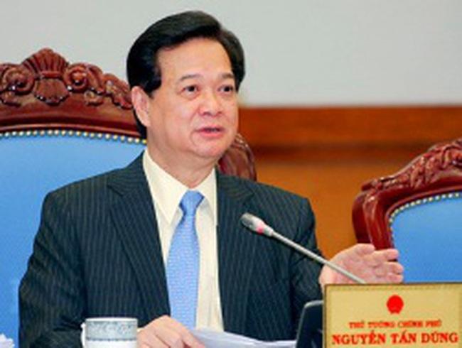 Thủ tướng: Năm 2013 quyết giữ lạm phát 6 - 6,5%