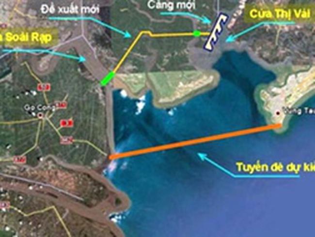 TP HCM không muốn xây đê biển 66.000 tỷ đồng