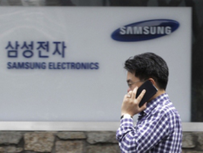 Samsung định đầu tư 2,2 tỷ USD vào Việt Nam