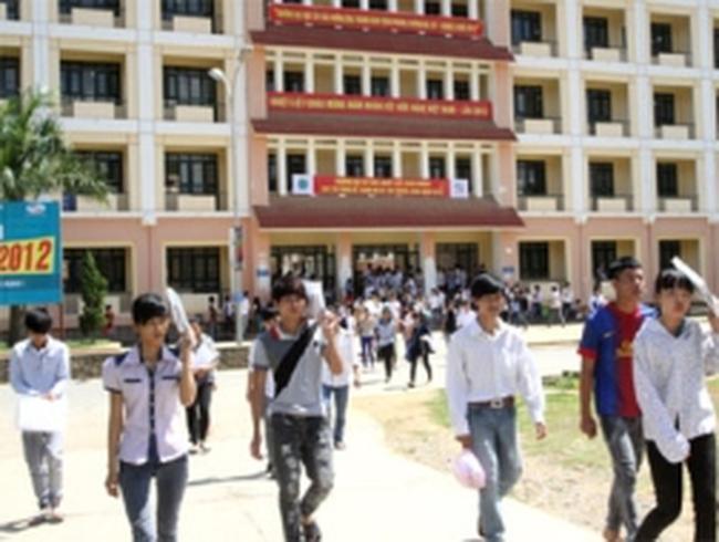 Đến năm 2015, không lập thêm trường đại học mới