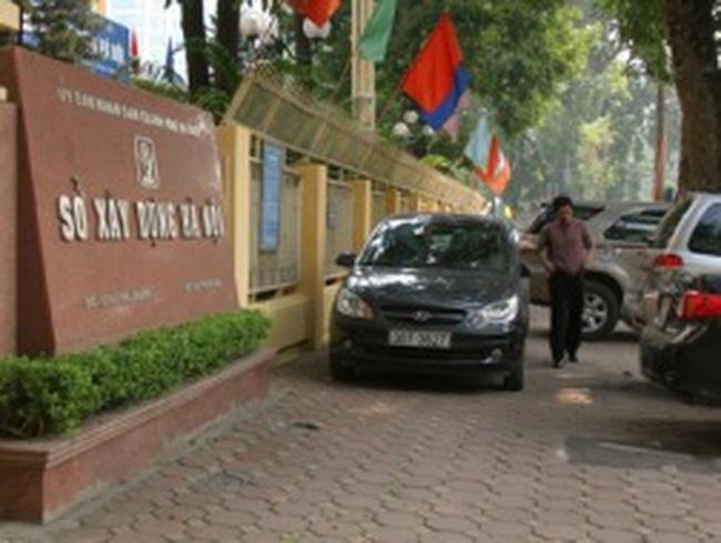 Hà Nội cấm các cơ quan xây trụ sở, mua xe hơi năm tới